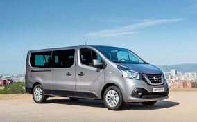 Nissan NV300 9 seats