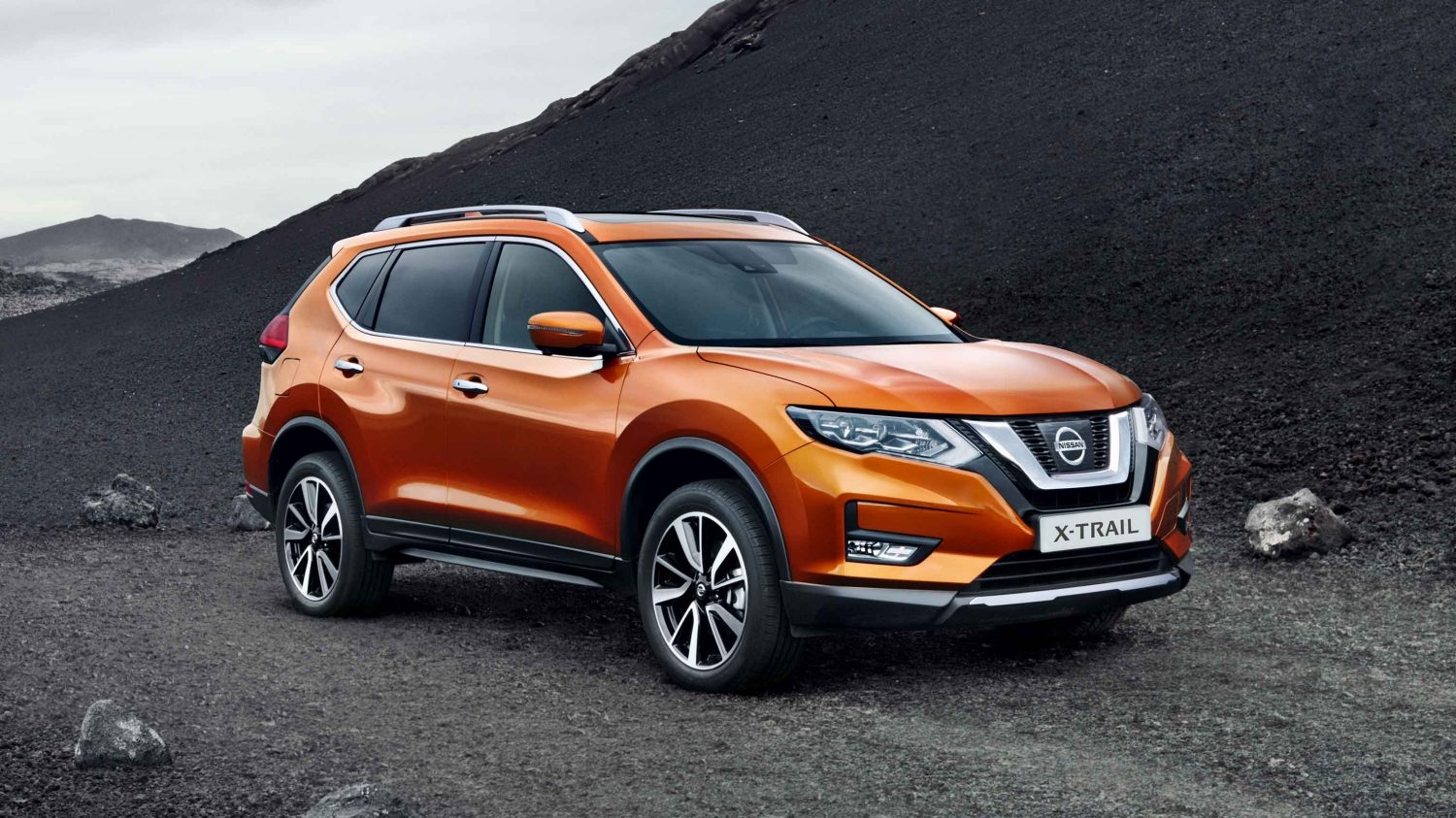 Nissan X-Trail 7 seats