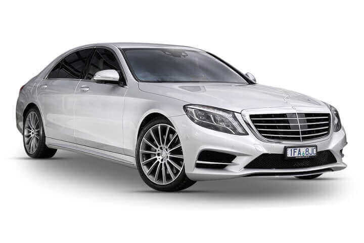 Mercedes S500 Limo Image